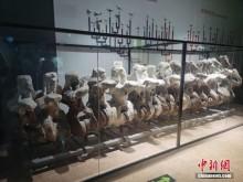 """河南自然博物馆挂牌 揭晓首批十大""""镇馆之宝"""""""