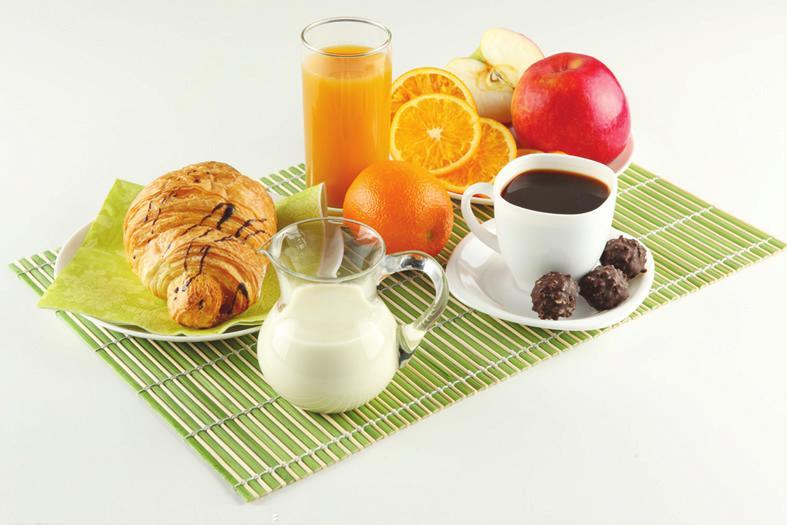 不吃早餐易得四种病