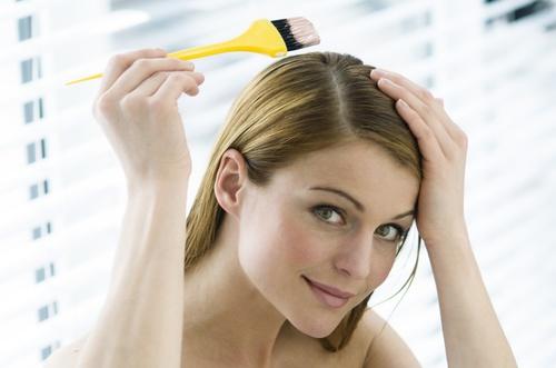 长期染发用含汞化妆品小心肾损害