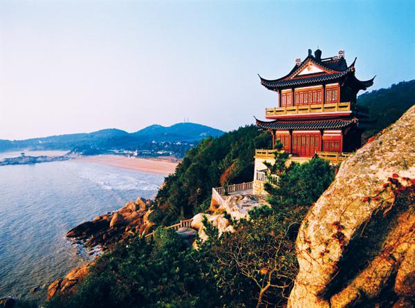 中国108座名山