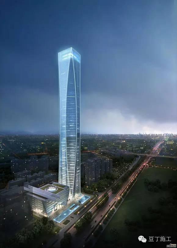 史上最全丨中国35栋500米以上高楼(含在建、拟建、完工)