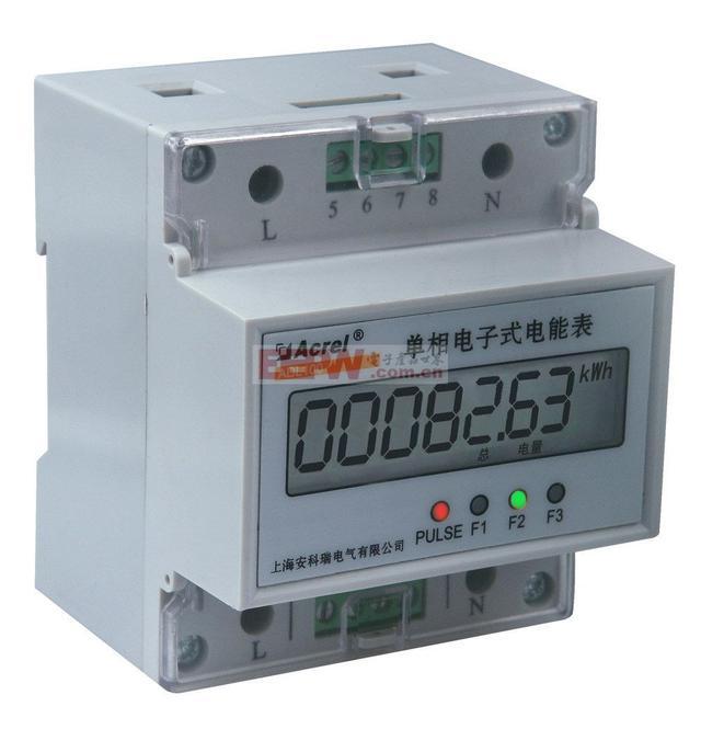 电能表原理- -电度表是如何对用电量进行计量的呢?