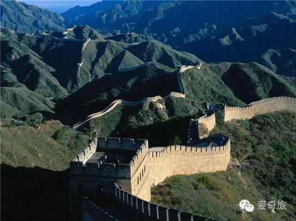北京延庆县 八达岭长城