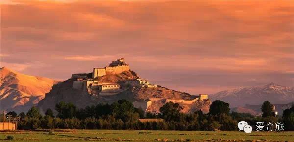 西藏江孜县
