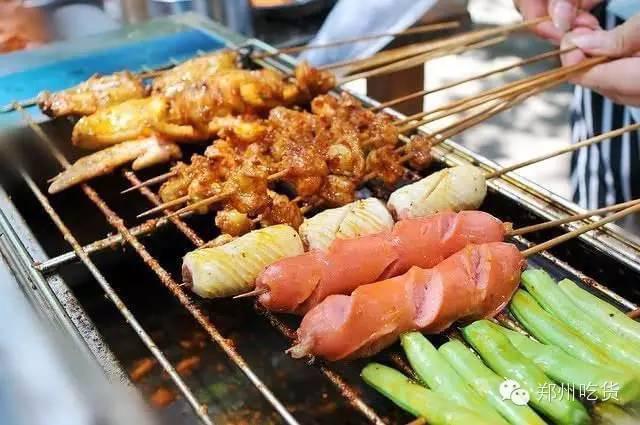 郑州吃货|盘点郑州周边最具田园风情的夏日避暑好去处~