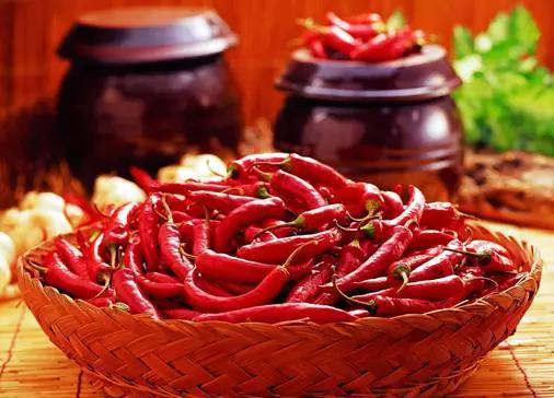 吃辣椒的好处 4招快速解辣