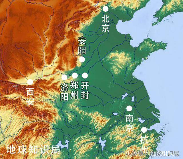 河南地缘格局,河南对中国意味着什么?