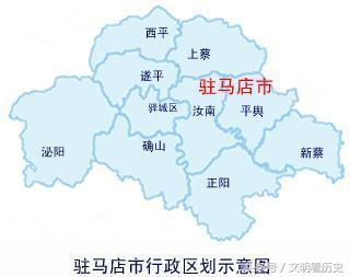 河南省仅有的三个辖区内只有一个区的地级市!