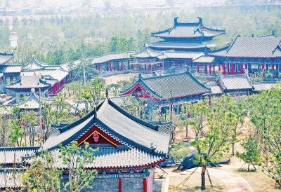 郑州园博园将成休闲娱乐好去处 哪些亮点值得看?