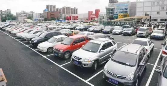 以后停车不怕了!最全版郑州停车地图来了,价格、泊位、时长都在这……