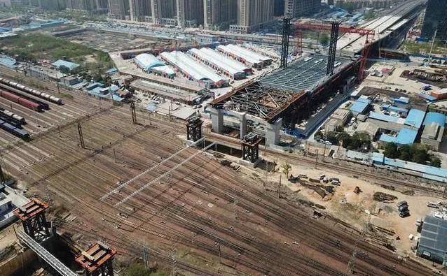 郑州高架、高铁、地铁开挂建设!明年的郑州你要刮目相看了!