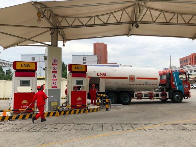 「工业之美」同是天然气,LNG与CNG有什么区别?