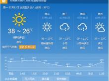 郑州本周气温升至39℃以上 教你三伏天怎样排湿
