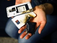 手机电池为什么会燃爆?