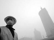 雾霾天室内室外一样脏