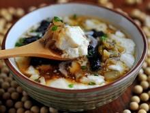 豆腐脑的超高营养价值