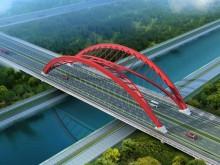 郑州南水北调中线生态廊道:千里绿廊似玉带