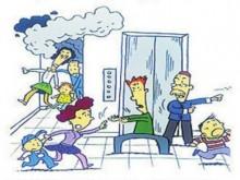 为何一楼着火伤亡者多是七楼住户? 教你火场正确逃生