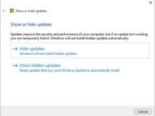 不想升级Win10怎么办?微软发布屏蔽升级工具