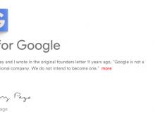 从今天起,Google 就不再是你知道的那家公司了