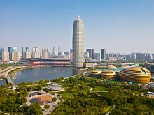 郑州被确定为国家中心城市 这意味着什么?