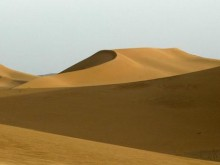沙漠里的沙子为什么不能直接当建材用?