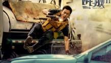 《战狼2》成为首部跻身全球票房TOP100的中国影片